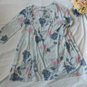 b7f7b1f591 cottonista Intimates   Sleepwear - Cottonista 100% pima cotton nighty tunic  sz small